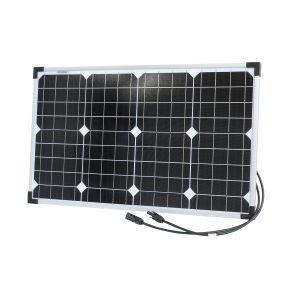 12V 40W Monocrystalline Solar Panel